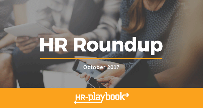 HR Roundup graphic header for October